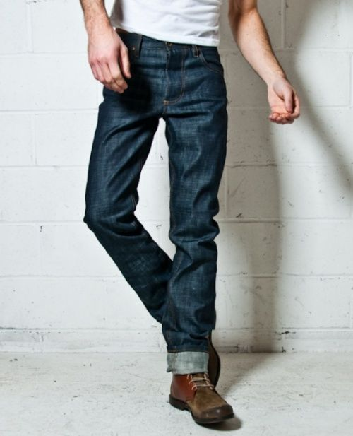 Crate Denim's Raw Skinny Jeans Mens Fashion | someday when funds ...