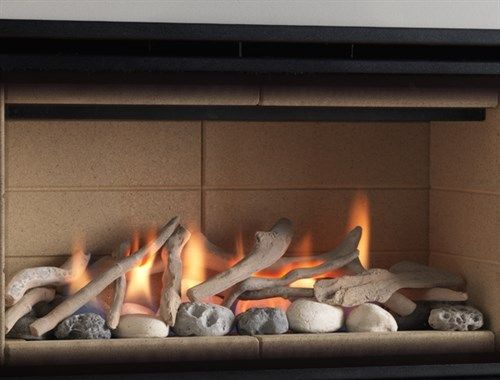 driftwood fireplace logs - Google Search   Fireplace   Pinterest ...