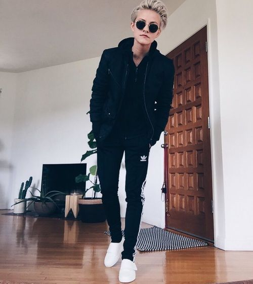 brittenelle   androgynous in 2019   Tomboy fashion, Tomboy ...