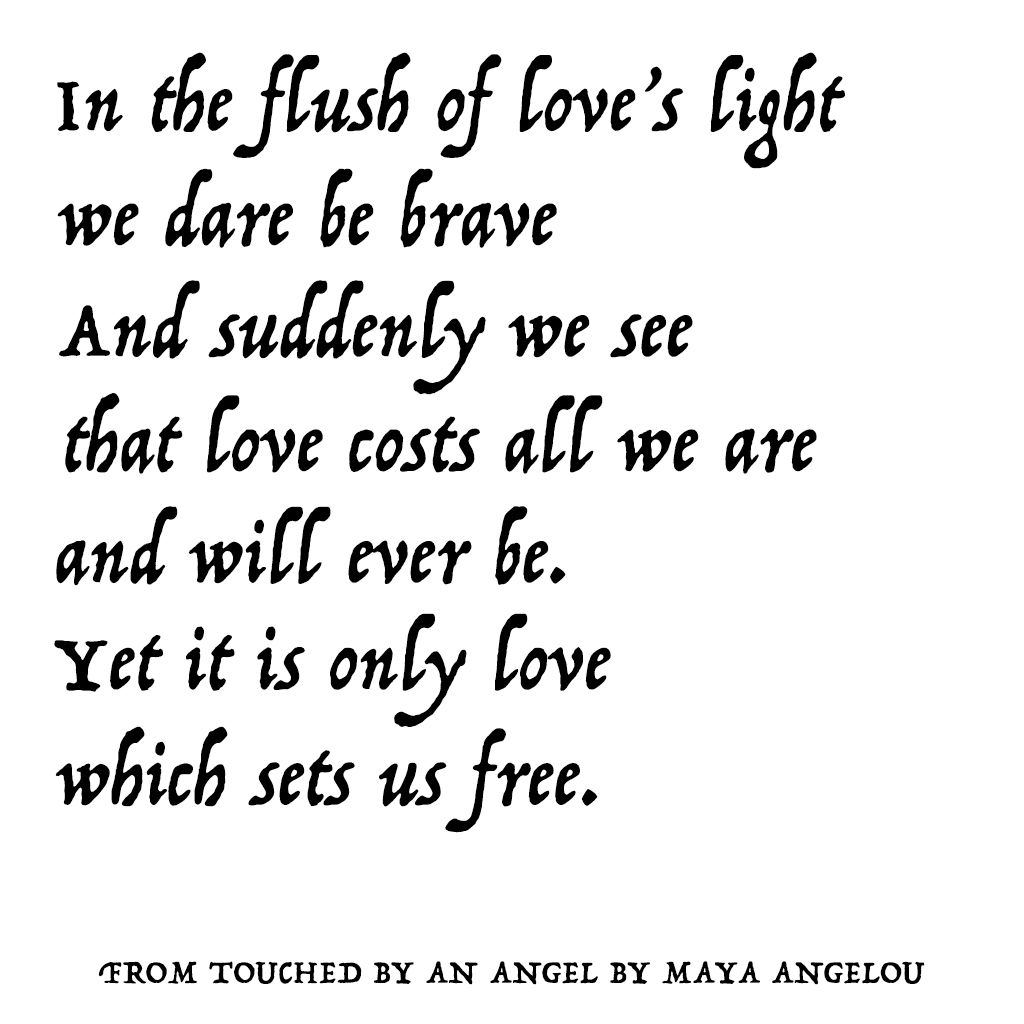 Maya Angelou Quotes On Love And Relationships Words To Loveno 66  Maya Angelou  Maya Angelou