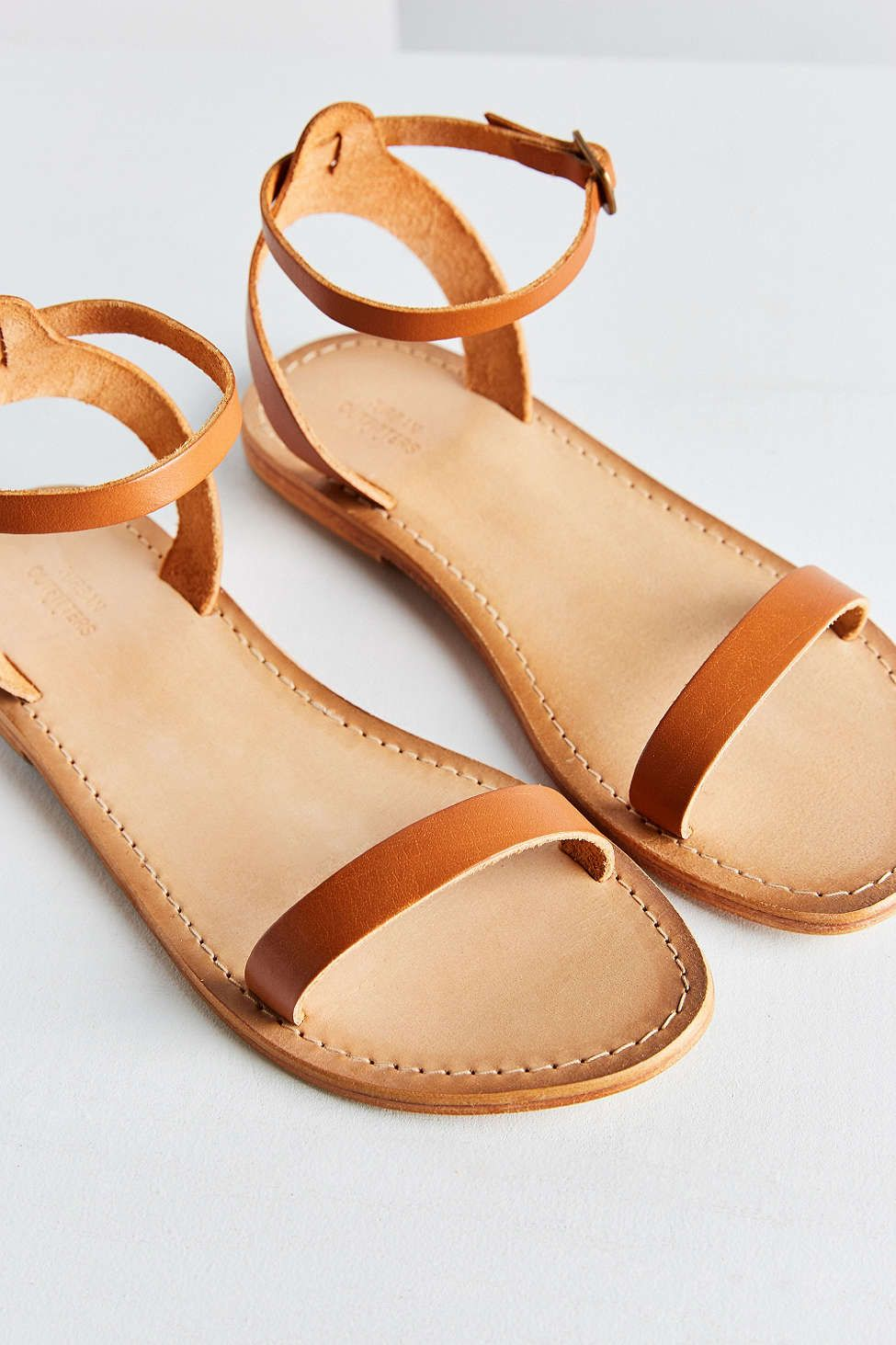 c5e3af608a49 hazel leather thin strap sandal