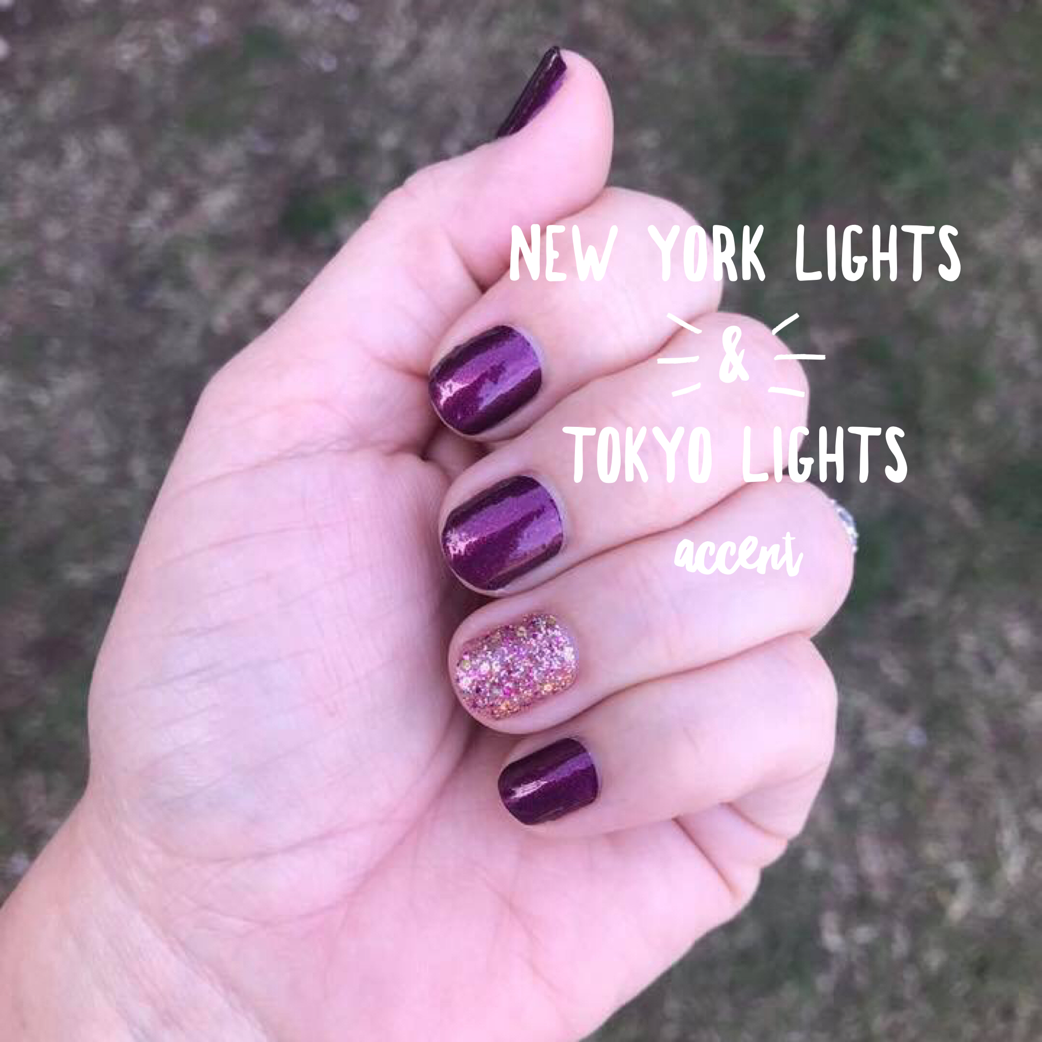 Color Street is 100% Nail Polish Strips and they require NO Heat or ...