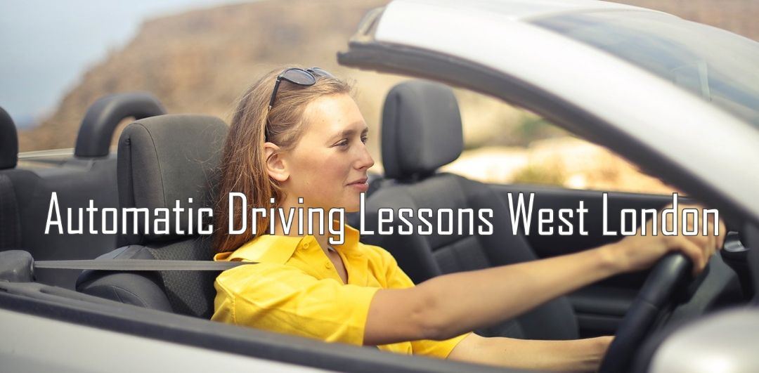 Ealing Automatic Driving School is the best offering