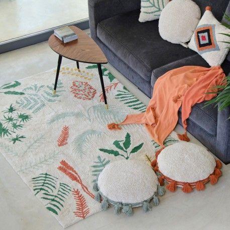 Lorena Canals • Wasbaar tapijt Botanic Plants 140x200cm