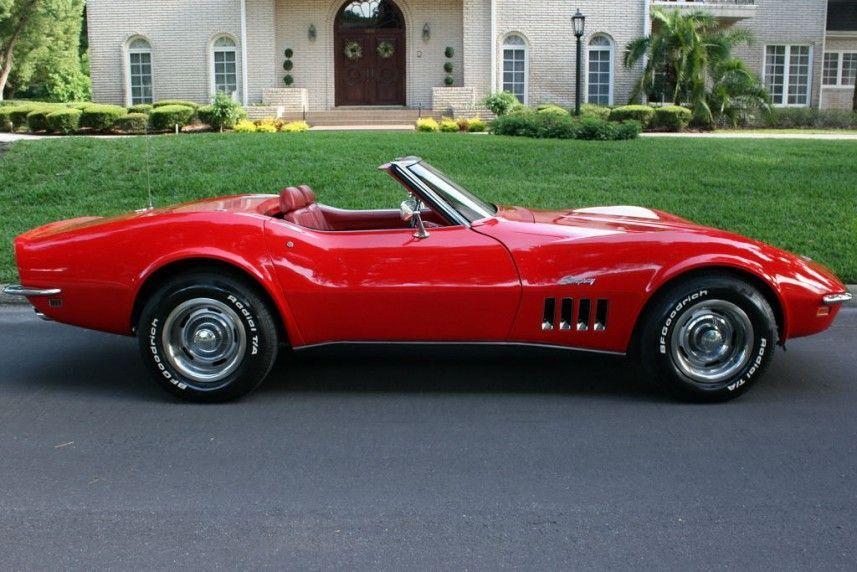 1969 Chevrolet Corvette Convertible | MJC Classic Cars | Pristine ...