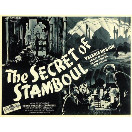 Download The Secret of Stamboul Full-Movie Free
