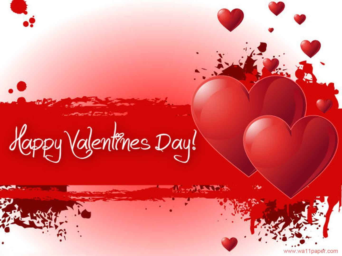 Red Valentines Day Greetings Cards For Facebook HD Wallpaper – Nice Valentines Cards