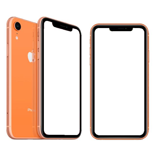 Iphone Xs Xr Mockup Iphone Mockup Iphone Icon