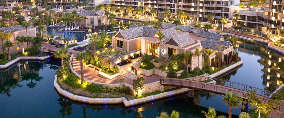 Spa Island at One & Only Cape Town