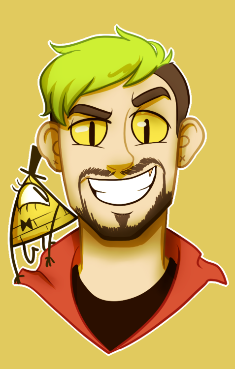 jacksepticeye • anonartistdean: Kid! You and I are gonna rule...