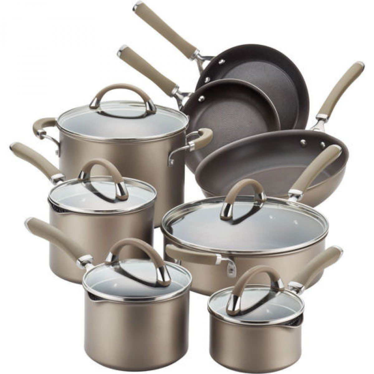 Pots for induction cookers: overview, types, features of choice and reviews