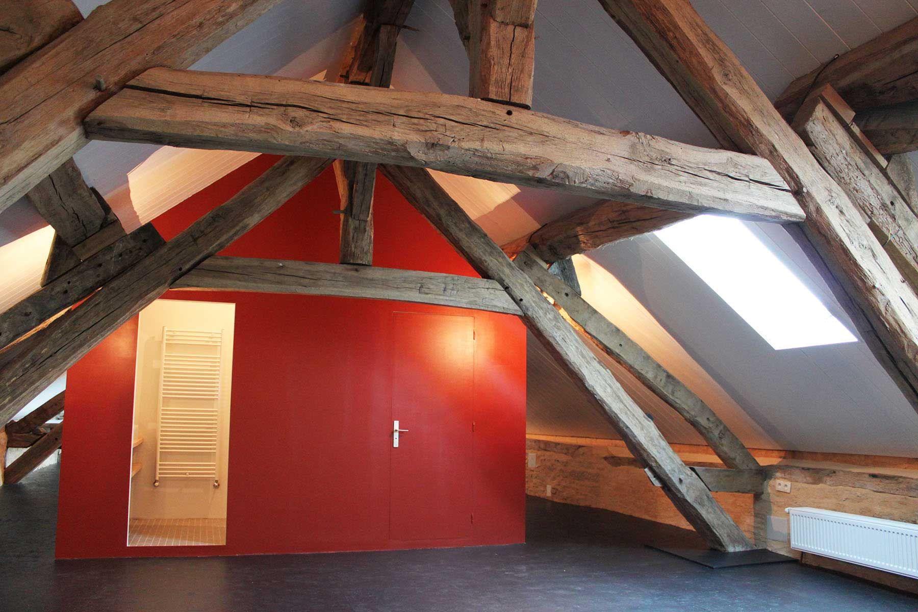 8A Architecten | Verbouwing en renovatie vakantiehuis, Bourgogne (Frankrijk)