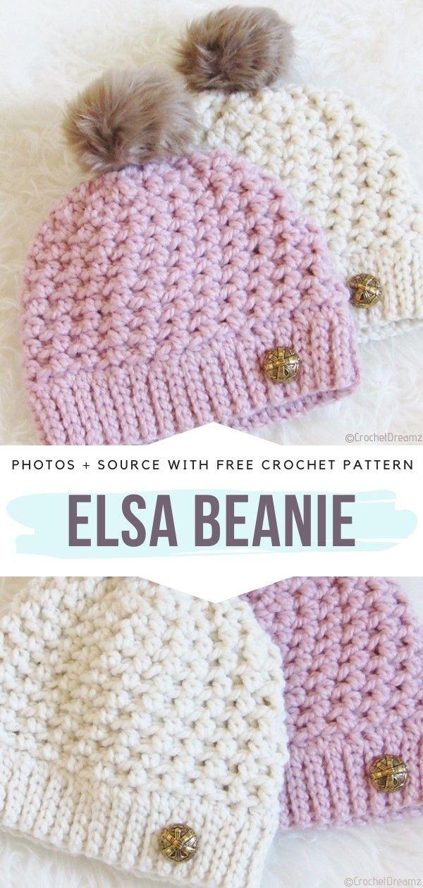 Elsa Amigurumi Free Crochet Pattern   Easy crochet animals, Free ...   1260x600