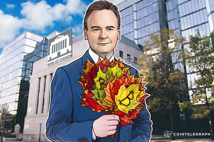 Bank of Canada Predicts Increase of Bitcoin Value in Case https://t.co/5ogKG5iCe6 #bitcoin #fintech #btc #crypto https://t.co/lo6LktO6ef