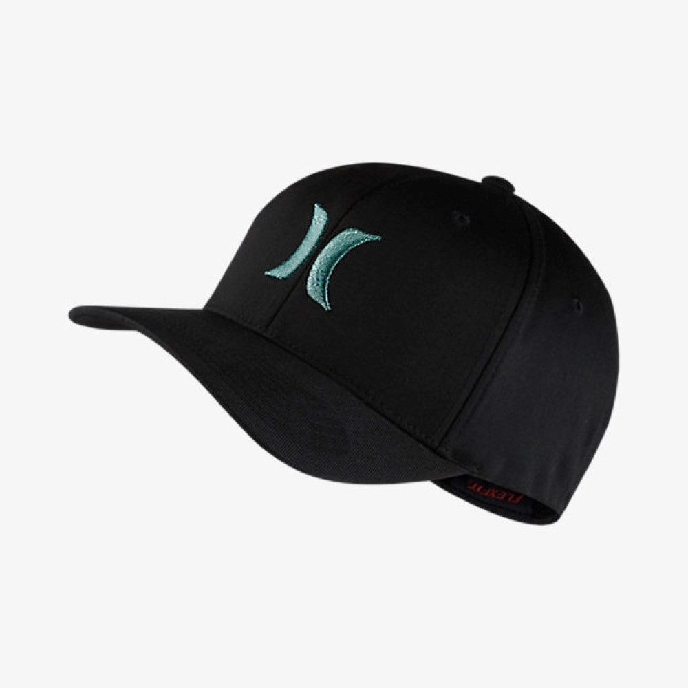 0c5a9a9c0 Hurley Mens One & Only Flexfit Hat MHA0002190 | caps | Hats, Hurley ...