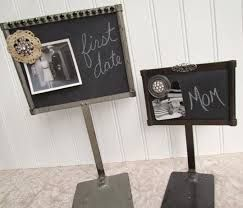 repurposed picture frames using mrtal wood tin - Google Search