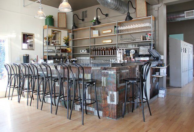 The Coolest Bars And Restaurants In Town Small Plates Cool Bars Restaurant