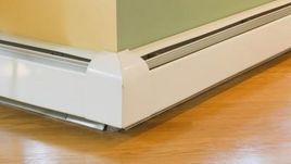 How To Remove Baseboard Heating Hunker Baseboard Heater Baseboard Heating Baseboard Styles