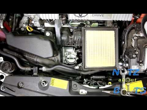 PRIUS THROTTLE BODY CLEANING