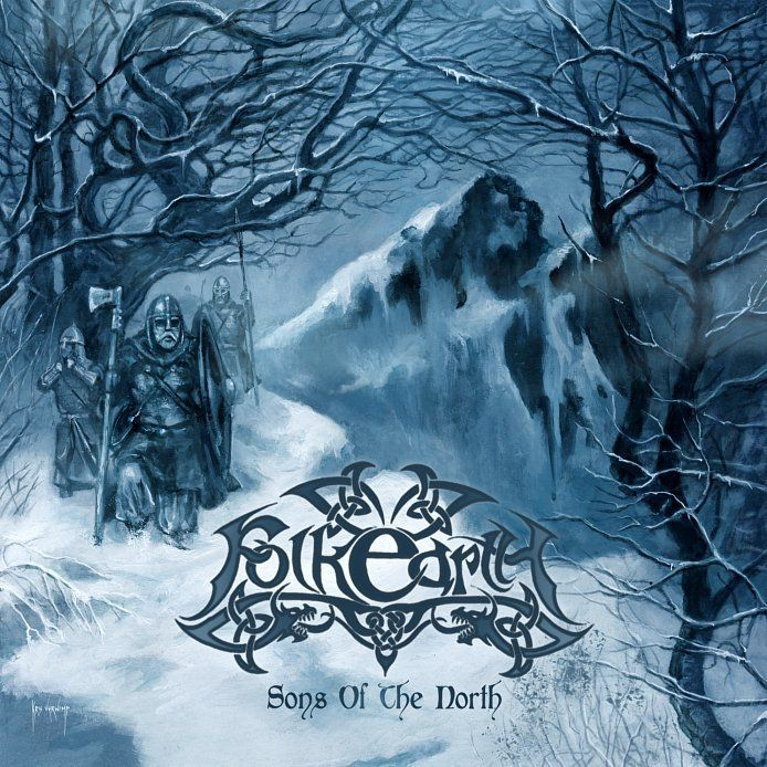 Folkearth (International) - [2011] Sons Of The North {Epic Folk Viking Metal}