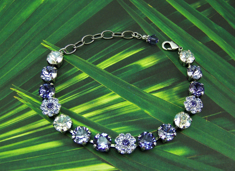 Swarovski Wrap Bracelet Brand new Swarovski Crystal Wrap