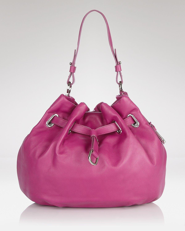 Cole Haan Ellie Handbag Drawstring Bag