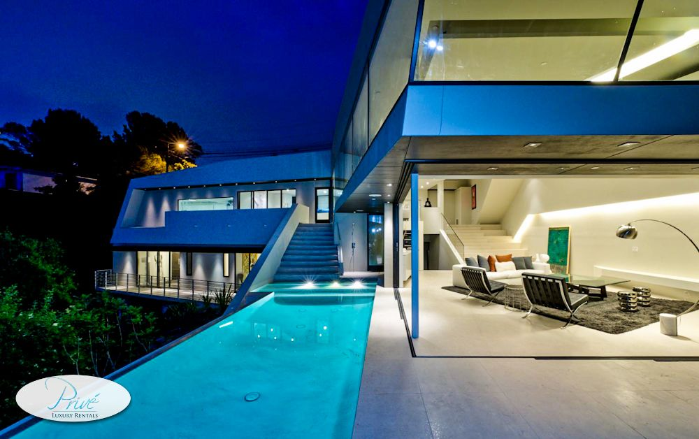 Modern Mulholland Celebrity Home Beverly Hills And Los Angeles - Take look around luxurious property beverley hills