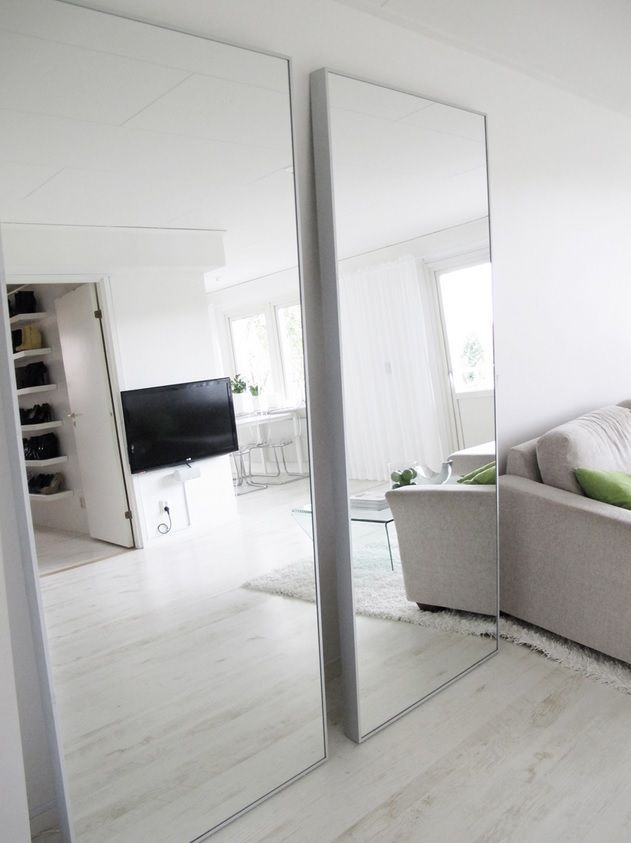 Pin By Eve Russell On Interior In 2019 Ikea Hovet Mirror