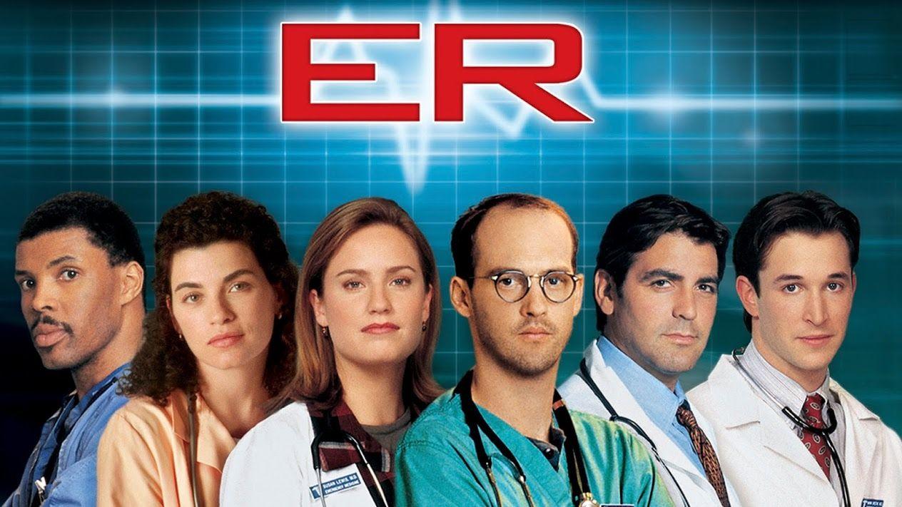 Er Del Ingl S Emergency Room Cuya Traducci N Literal Es El