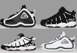 7b27e3b7a1fc30 THE SNEAKER ADDICT  HUGE Markdown On Fila Grant Hill 2 Ninety6   Stackhouse  Retro Sneakers