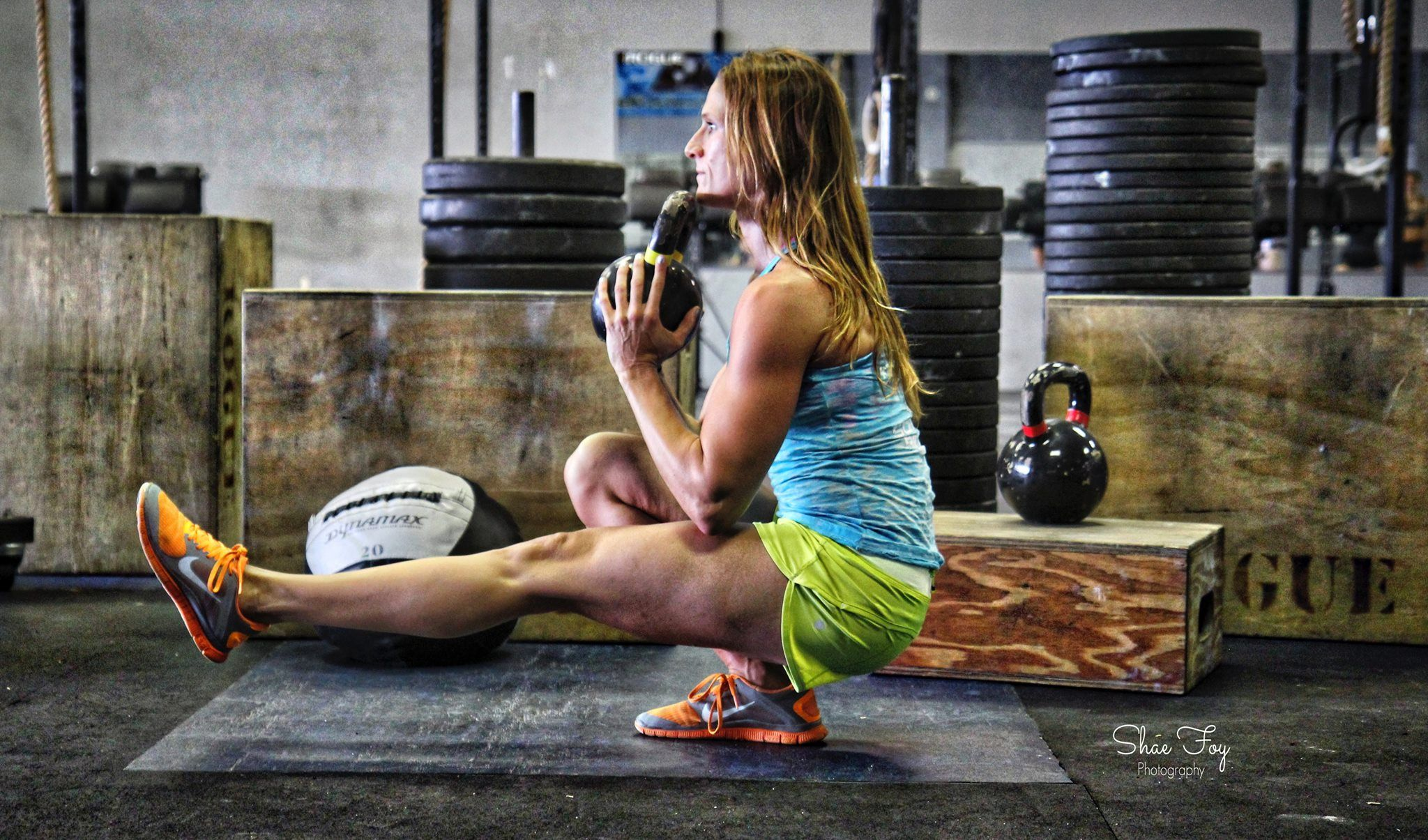 Crossfit Women The Truth Great Article Crossfi