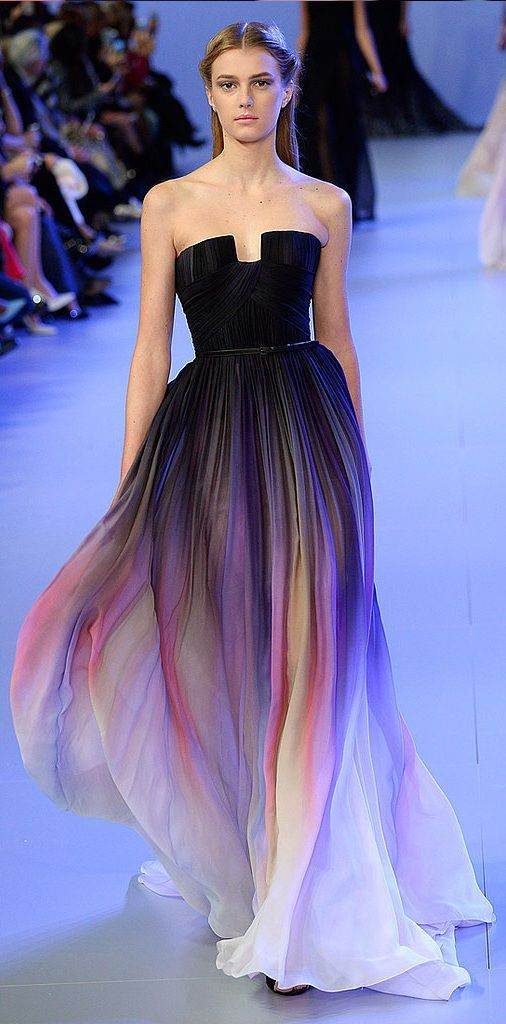 Elie Saab dress. | Dressing | Pinterest | Moda vestidos, Vestido de ...