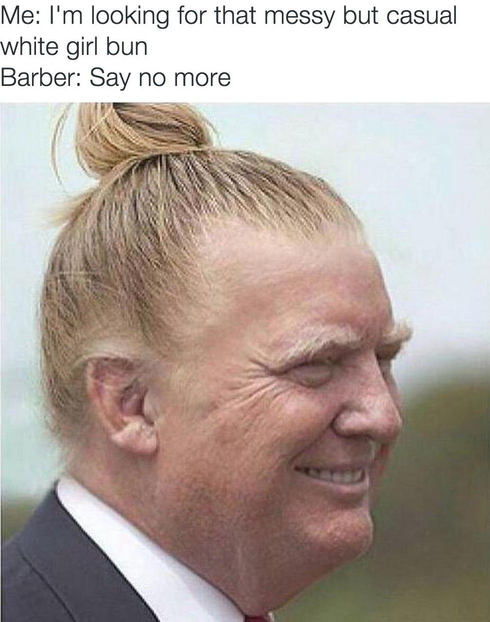 24 Bad Hairstyles Your Barber Nailed On First Try Funny