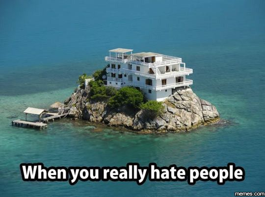 i hate people - Google Search