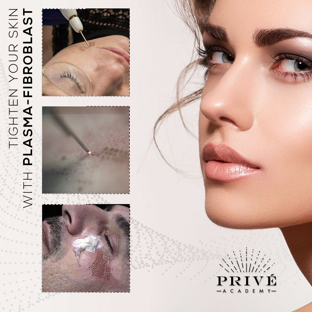 Nonsurgical lifting and tightening of skin with innovative