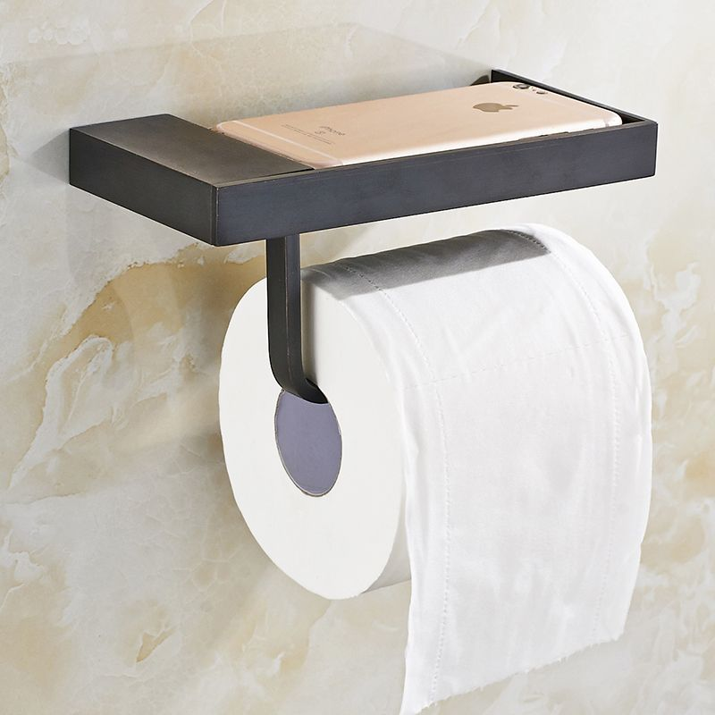 Aliexpress Com Buy Modern New Wall Mounted Bathroom Oil Rubbed Bronze Toilet Paper Holde Toilet Paper Holder Bronze Toilet Paper Holder Store Fixtures Design