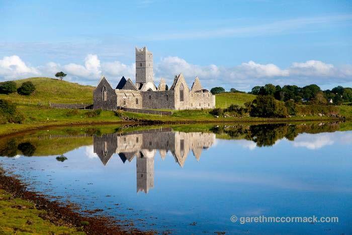 Rosserk Abbey, County Mayo