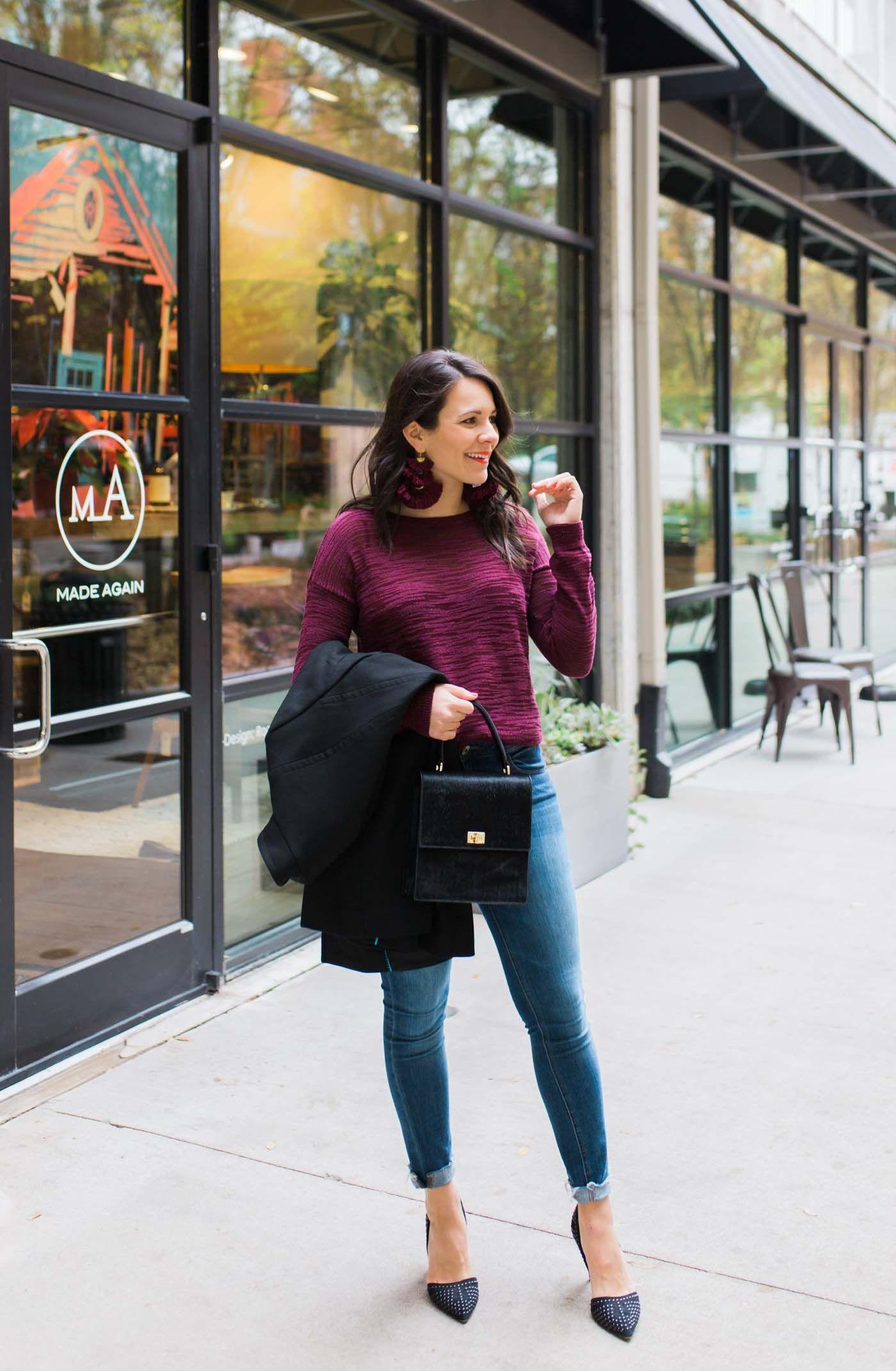 Fashion week How to denim a wear dress pinterest for girls
