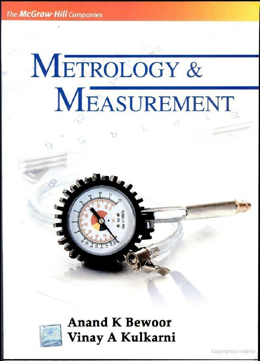 Engineering Metrology And Measurements By Vijayaraghavan Pdf