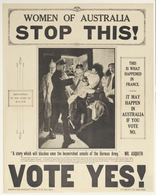 conscription in australia ww1 essay The arguments for and against, recruitment and conscription, australia and  world war i, history, year 9, nsw introduction the australian prime minister  william.