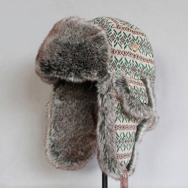 d1f5fcdabbb87 Green Nordic Trooper Hat $47.99 #ushanka #winter #trooper #trapper #bomber  #trending #fun #fashion #trendsetter #outfitoftheday