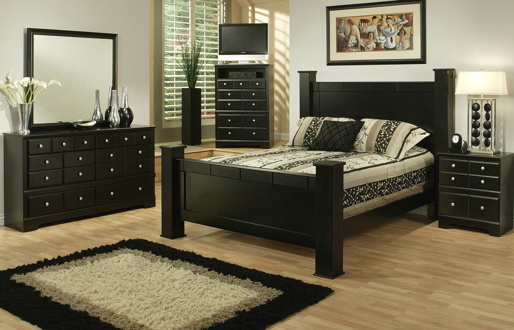 Fancy Bedroom Sets Amusing Feeling Great With Queen Bedroom Sets  Home Design & Hairstyle Design Decoration