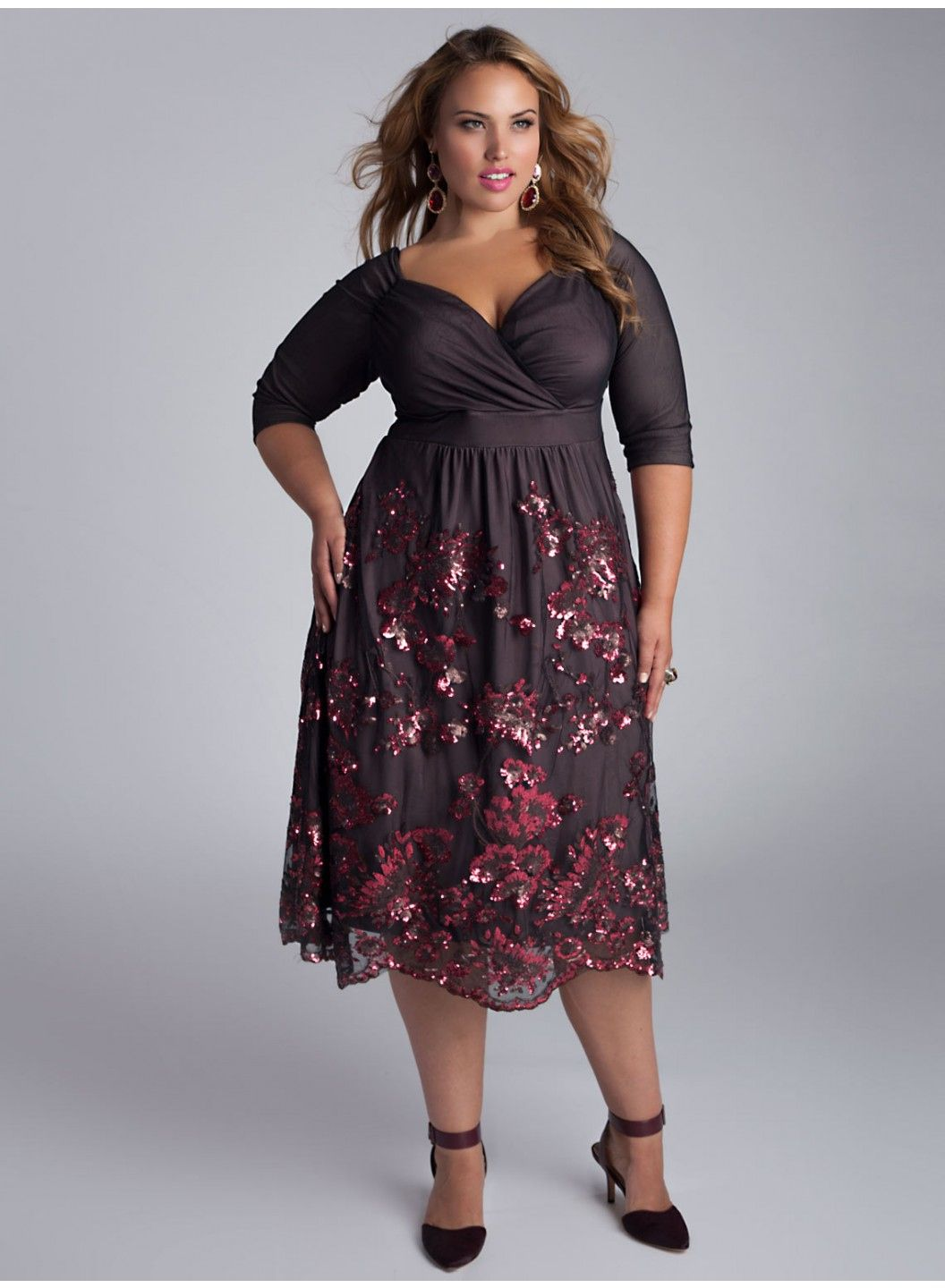 Dresses to wear to a fall wedding for a guest  Plus Size Dresses Wear Guest Wedding  Wedding Dresses for Fall
