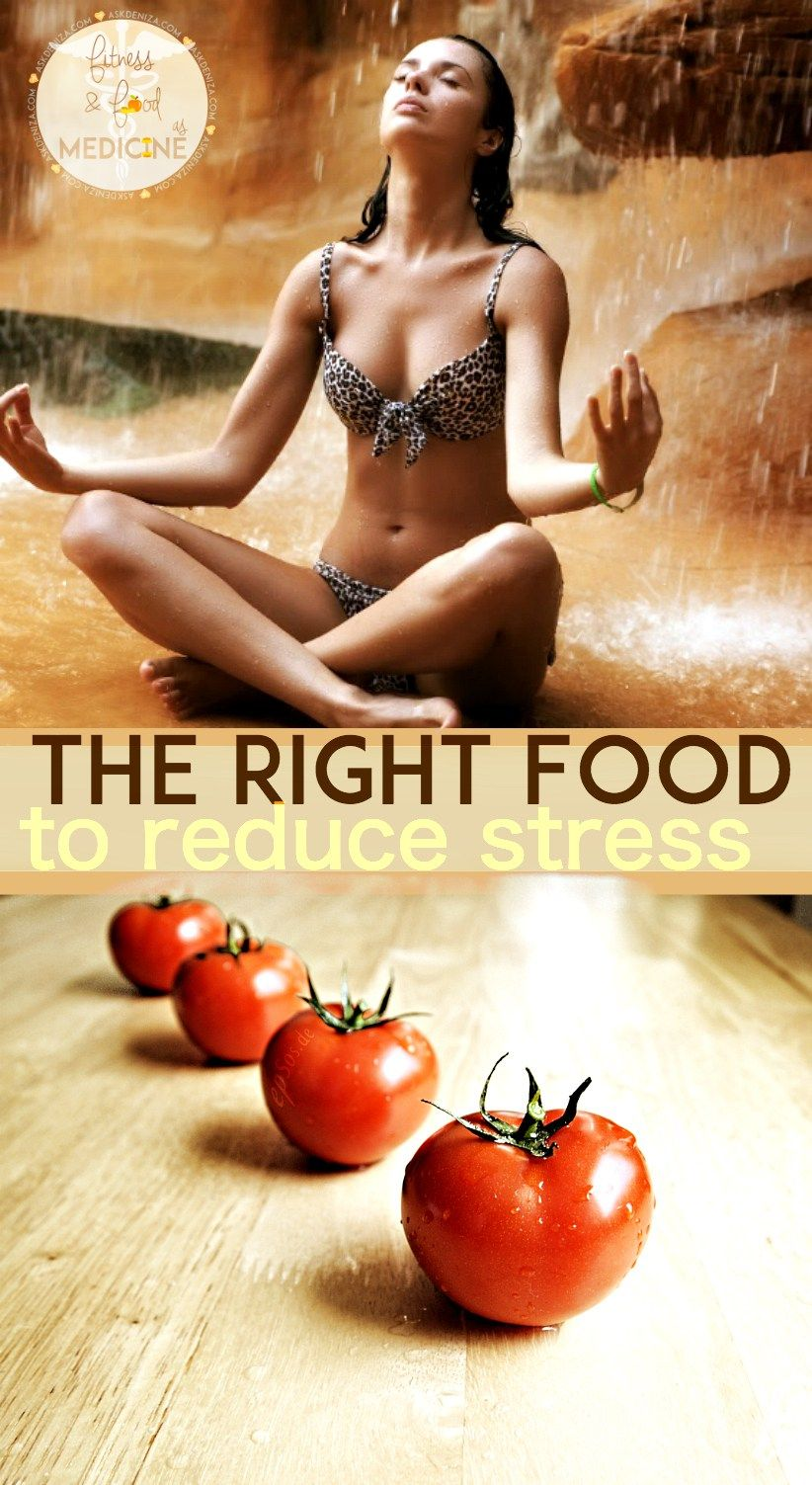 Counteract Cortisol Series P5 Food for stress relief