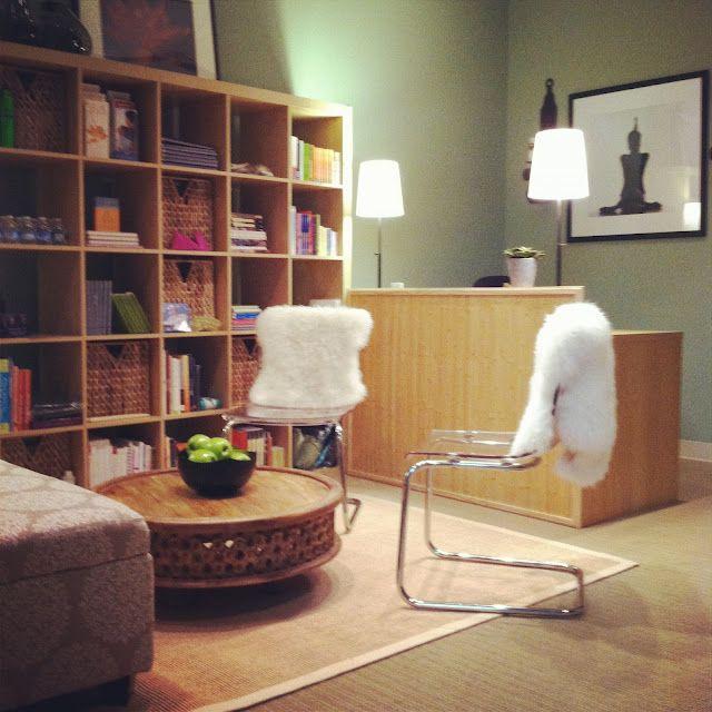 Collected Interiors, Yoga Studio