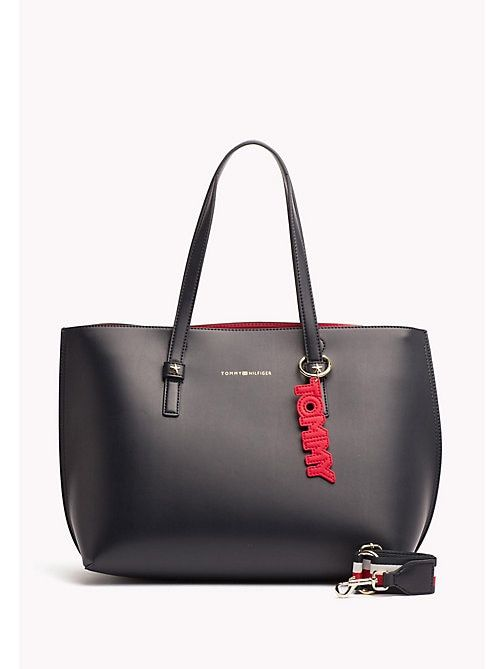 Tommy Hilfiger Bolso Tote Tipo Sobre Tommy Navy Tommy Hilfiger Mujer Imagen Principal Monederos Guess Tommy Hilfiger Bolsos Bolsos Para Damas