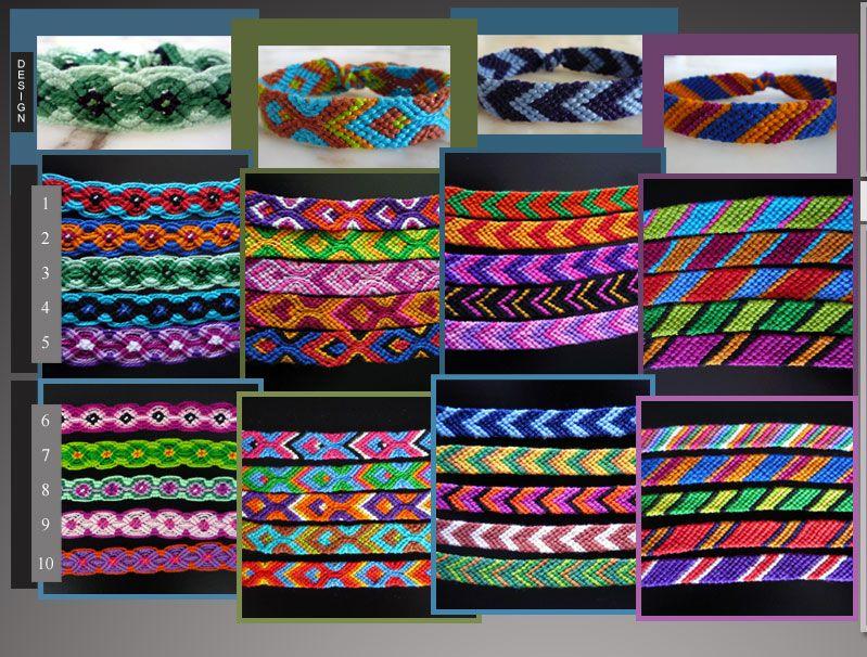 The 25 Best Handmade Friendship Bracelets Ideas On