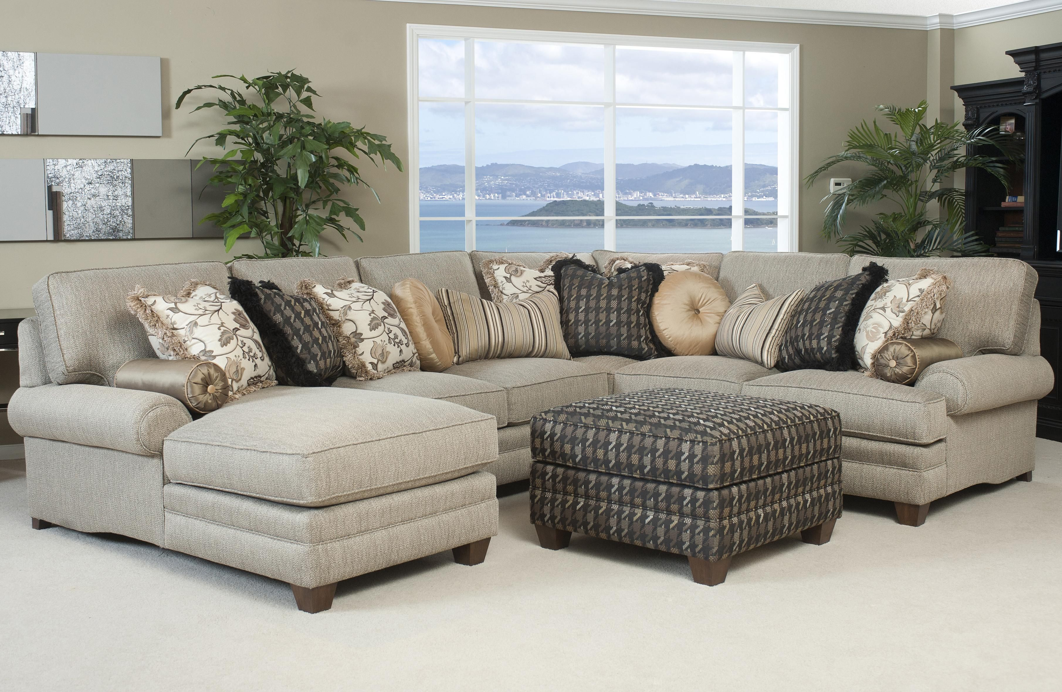 Most fortable Sectional Sofa With Chaise