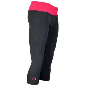 Under Armour Heatgear Sonic Capri - Women's at Foot Locker