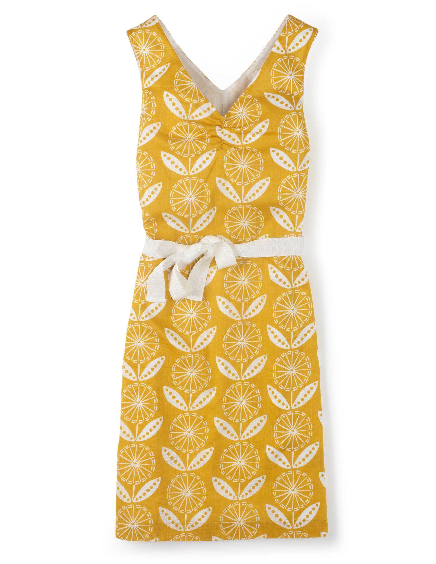 Boden Boho Printed Dress. #SS15